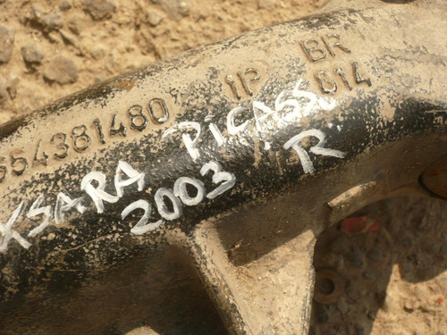 muñon trs der xsara picasso 2003 - detalles- lea descripcion