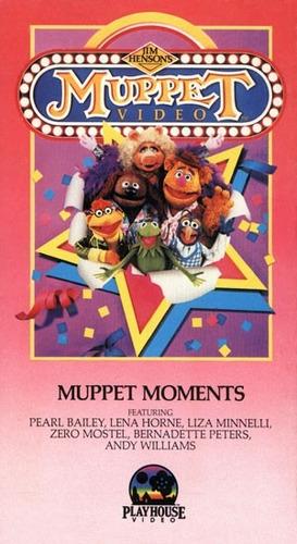 muppet moments liza minnelli andy williams video importado