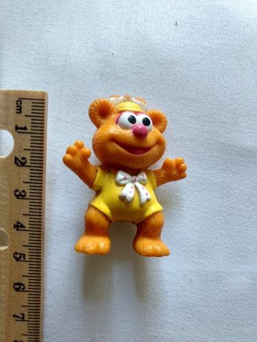 muppets babies bonequinho fozzie