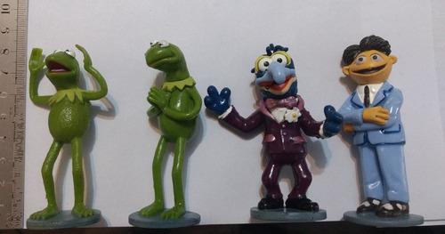 muppets o filme 7 bonecos