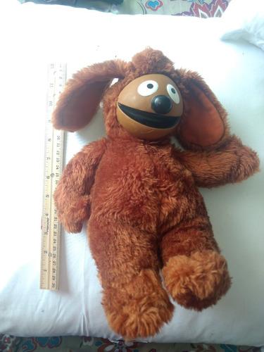 muppets rowfie de pelúcia
