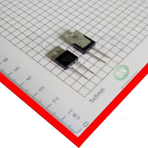 mur1520 mur1520g diodo rect hyperfast 200v 15a orig  ot1