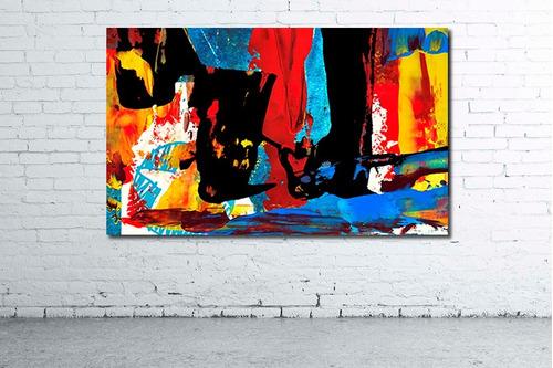 mural 128x80cm abstracto original deco arte cuadro moderno diseño personalizado