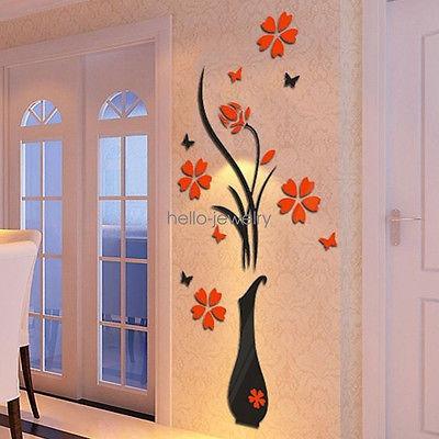 Murales Para Pared Flores