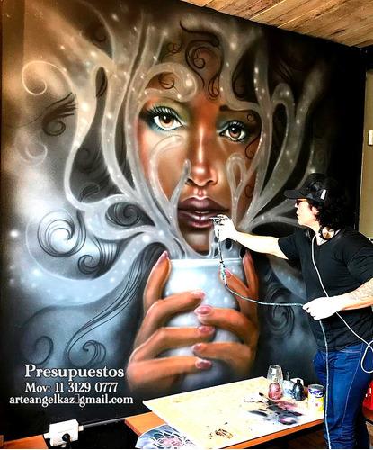 mural graffiti presupuestos