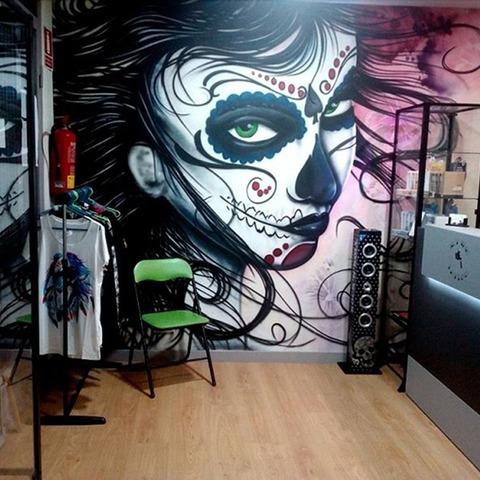Murales Artisticos Cuadros Pinturas Y Otros Bs 10 000 00 En