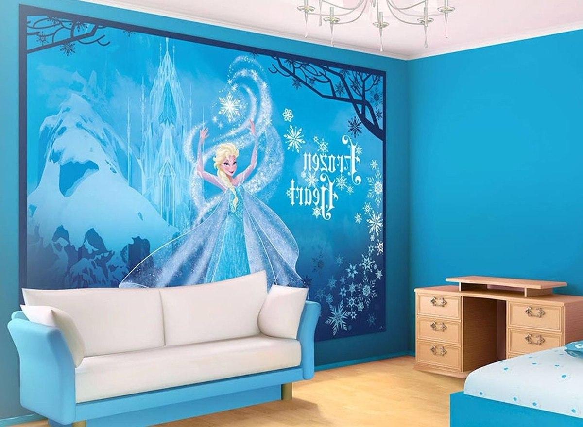 murales decorativos infantiles princesas viniles hilocolor