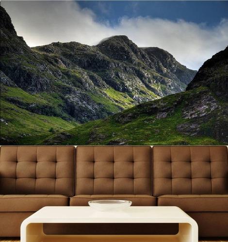 murales decorativos ninos,paisaje,montañas, 1,50x 1metro