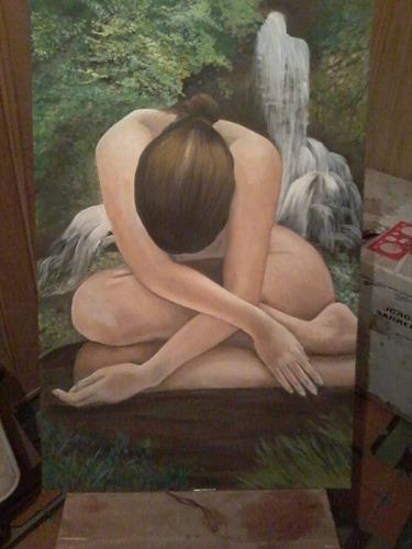 murales y cuadros,