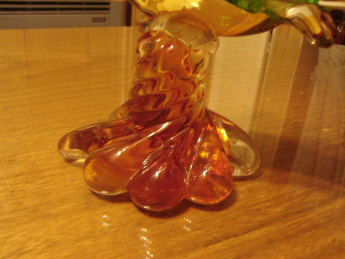 murano cristal adorno pez consulte oferta / descuentos