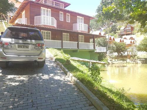 murano imobiliária vende chalé nas montanhas - china park - 2707