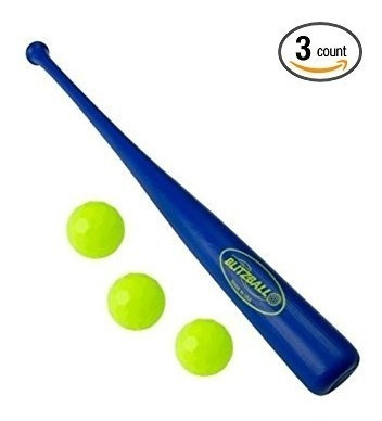 murciélagos de plástico blitzball starter pack - includes..