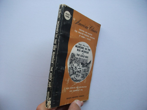 murders in the rue morgue / the gold bug - edgar allan poe