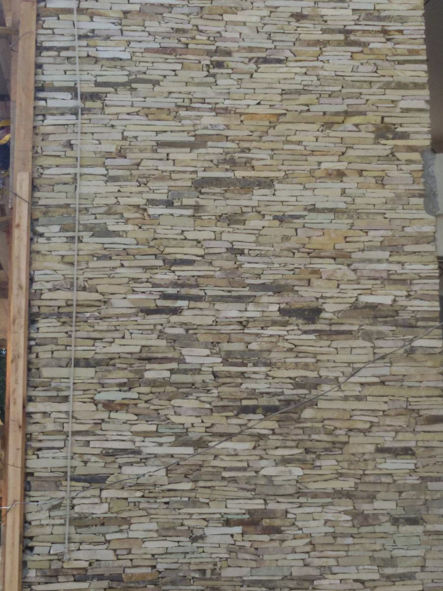 Murete bariloche revestimiento de pared interior exterior - Revestimiento paredes interior ...