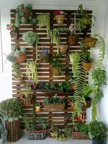 Guarda Muebles De Jardin Plantas Artificiales En Mercado