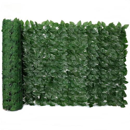 muro inglês com folha de hera 2 x1 decoração festa criativa