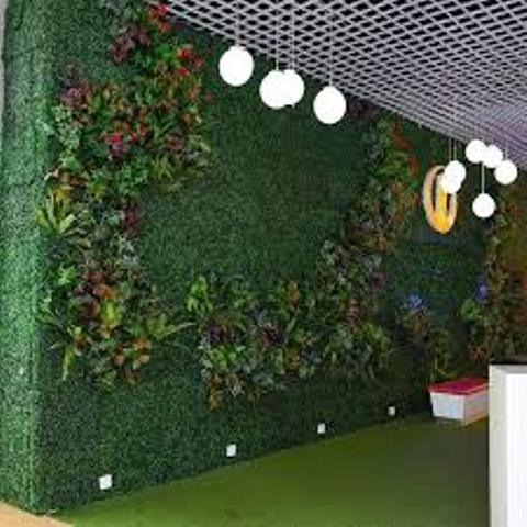 Muro Jardin Vertical 40x60 Oferta 40 Placas! Envio Gratis - $ 6.095 ...