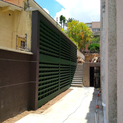 muro llorón o de agua y jardines verticales