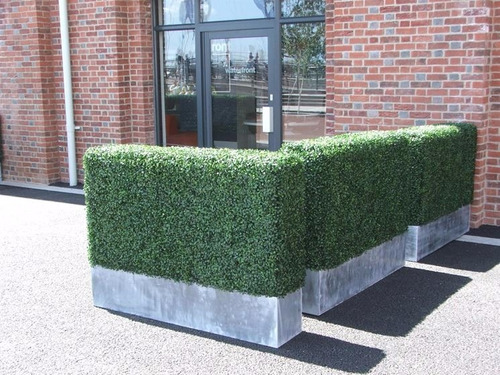 muro verde follaje artificial sintentico 60 x 40 cm pared