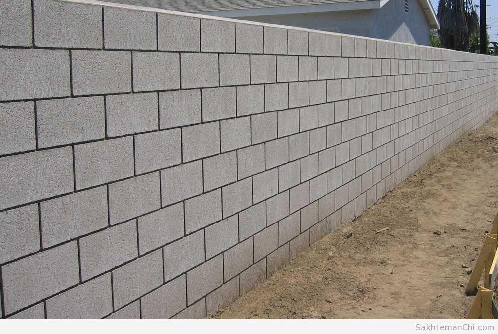 Muros estruturais a vista muros de arrimo muros pre for Muro de concreto armado