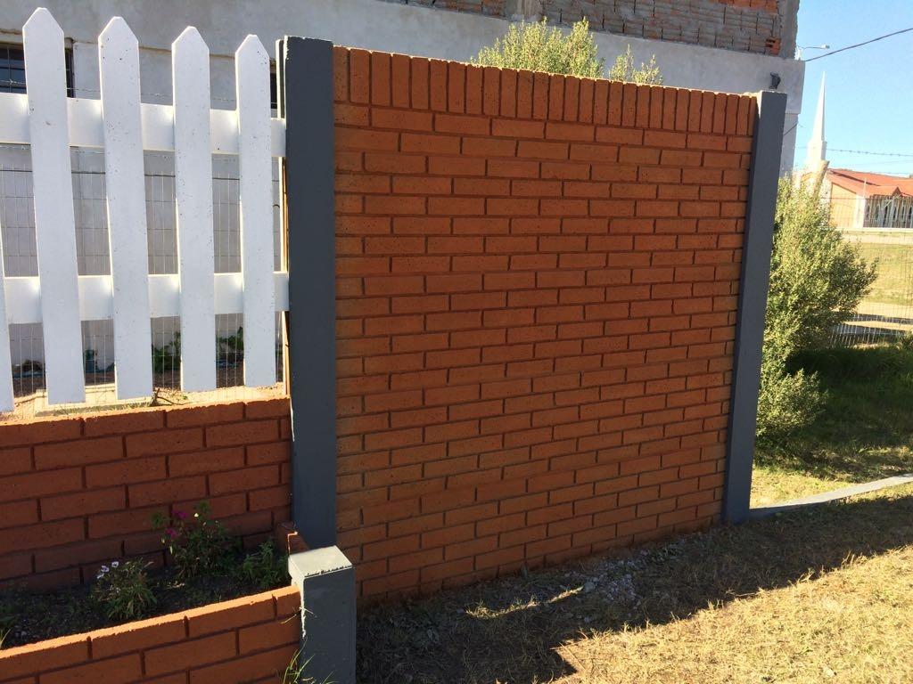 Muros linderos prefabricados en hormig n en for Prefabricados de hormigon precios