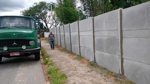 muros pré moldados