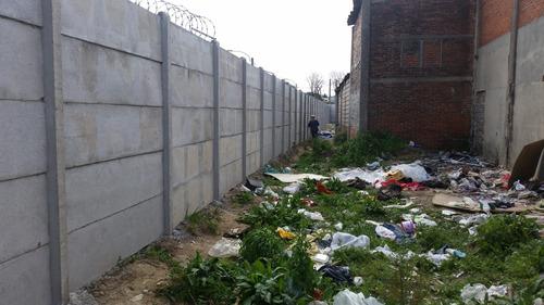 muros prefabricados de hormigón