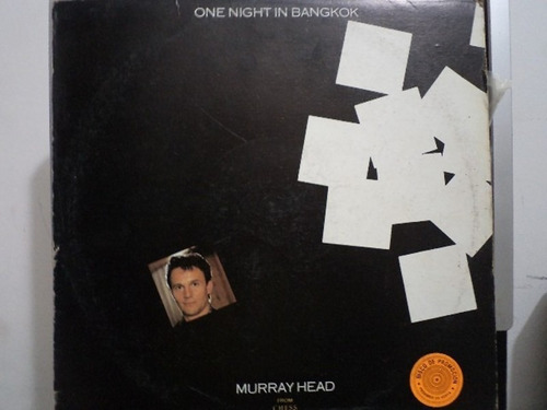 murray head - one night in bangkok - 1983 -   lp