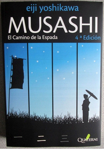 musashi el camino de la espada 4a. - yoshikawa- alfaomega