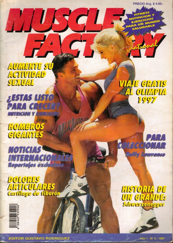 muscle factory | año 1 | n°03 | 1997