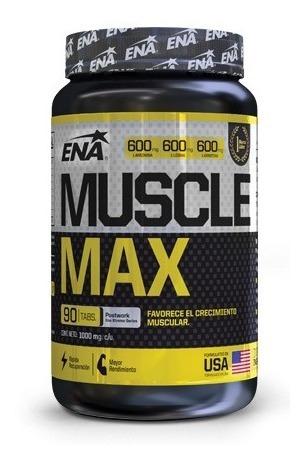 muscle max (est. de la hormona de crecimiento tu suplemento)