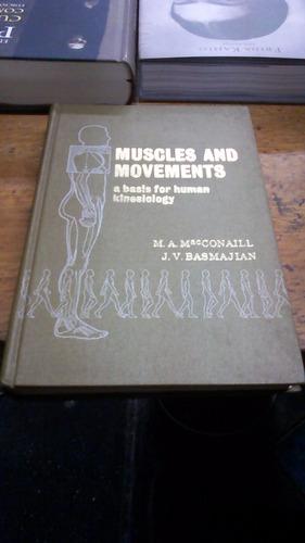 muscles and movements kinesiology, macconaill basmajian
