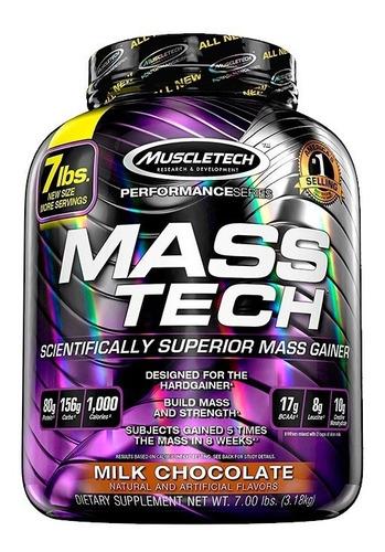 muscletech mass-tech ganador de masa 7 lb