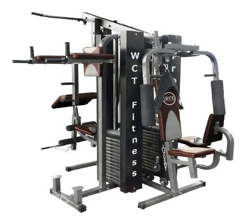 musculação fitness estação