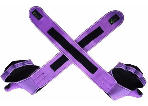 musculação kit 10 pares de luvas de neoprene com munhequeira