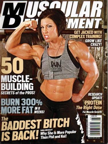 muscular development - revista de fitness e musculação