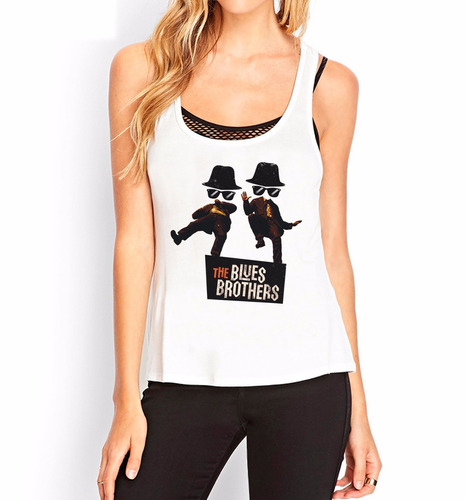 musculosa  blues brothers inkpronta