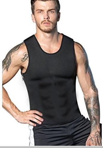 musculosa camiseta sudadera adelgaza neotex reductora