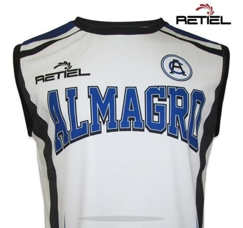 musculosa club almagro 2019 retiel
