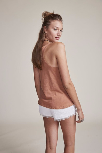 musculosa connie. bendito pie ss2018.