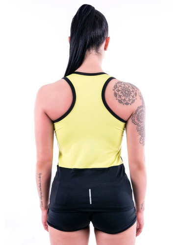 musculosa elastizada dry fit schnell - modelo aurich