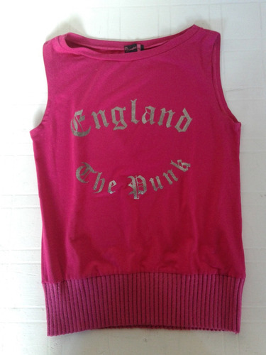 musculosa fuxia complot talle s impecable!