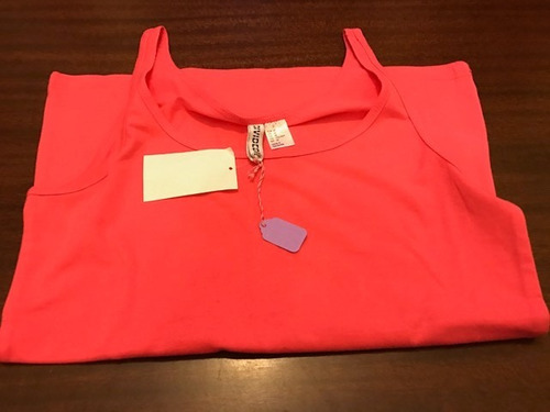 musculosa mujer - h&m - talle m