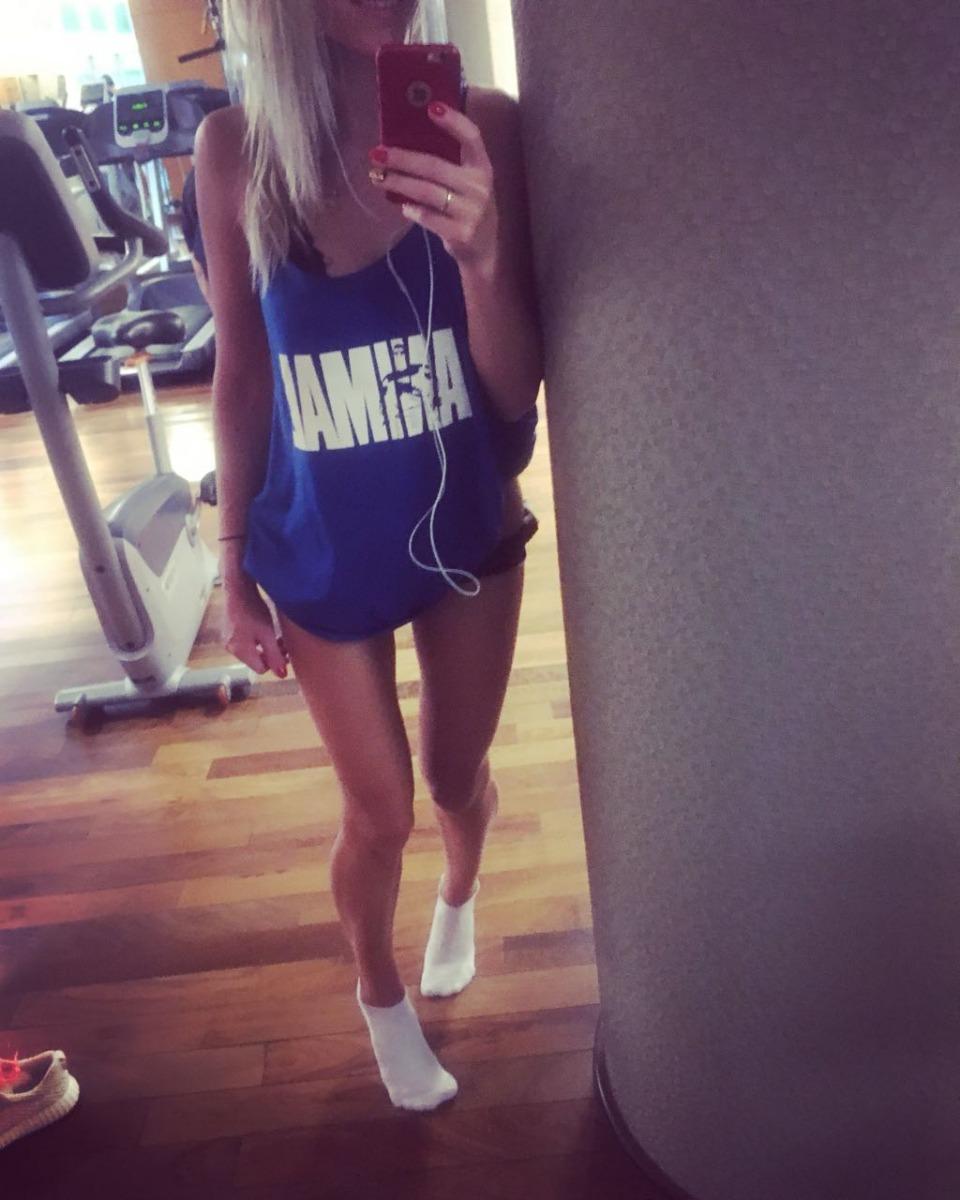 Musculosa Mujer Sudadera Remeron Abiertas Gym Animal Fitness -   375 ... 96d30b70f58ba