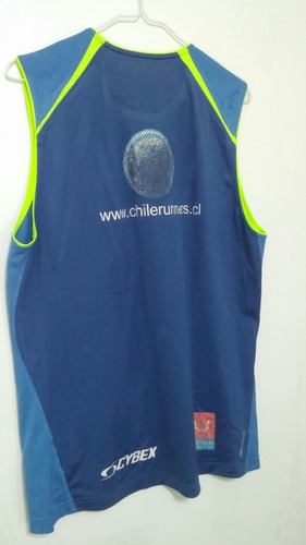 musculosa running hombre