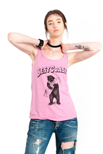 musculosa saloon soma best coast