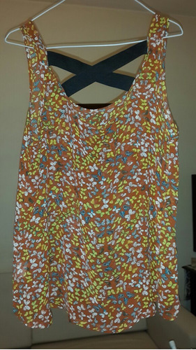 musculosa talle s/m