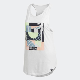 Musculosa Training adidas Global Mujer
