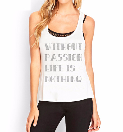 musculosa  without passion inkpronta