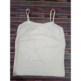 Musculosas Mujer - Bretel Fino De Lycra - Talle Único